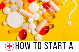 How to start a medical store